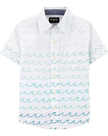 $5 & up Short Sleeve Shirts | OshKosh | Free Shipping