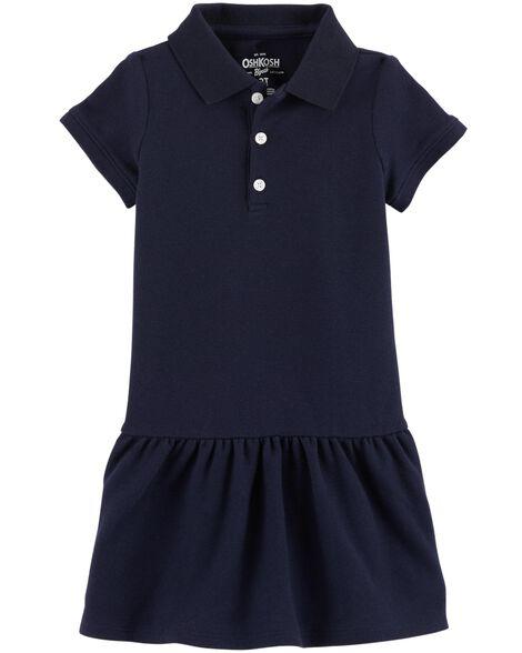 Pique Uniform Dress
