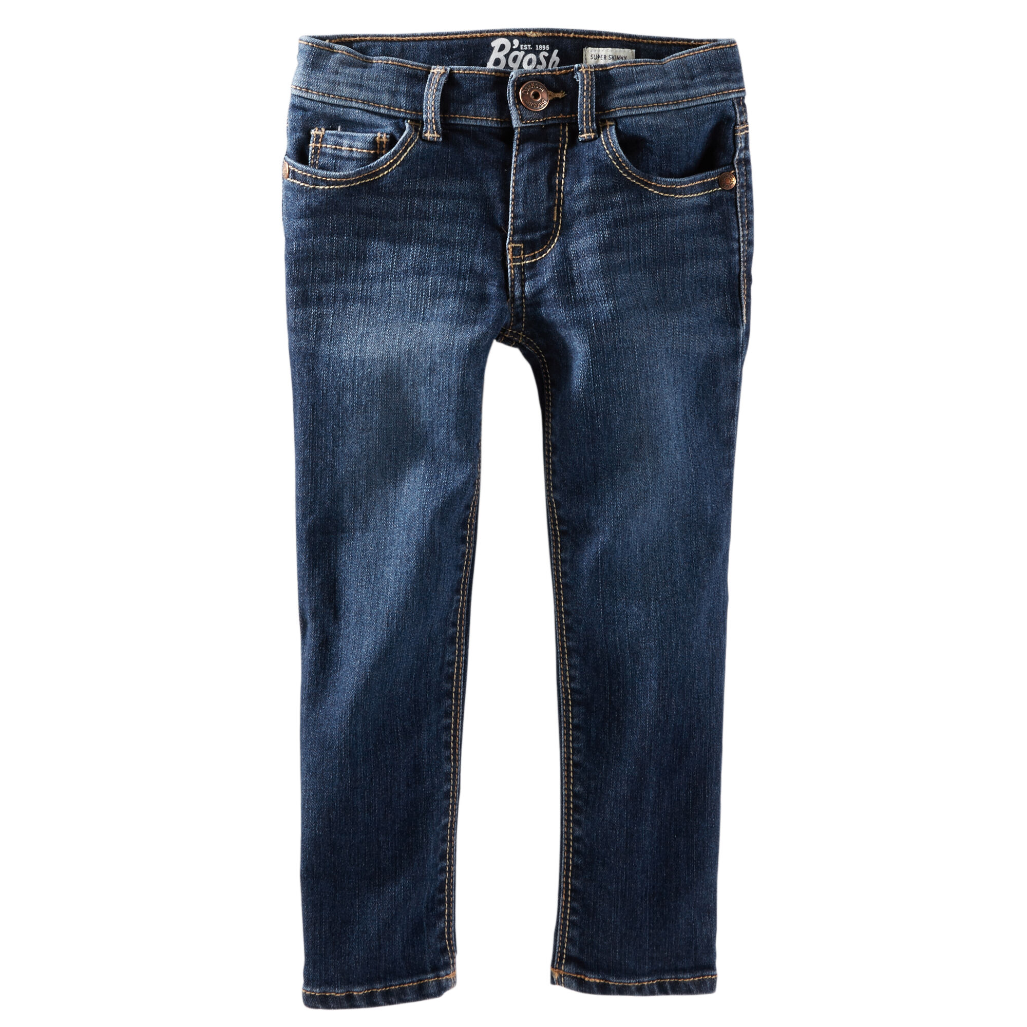 Colored skinny jeans for toddlers
