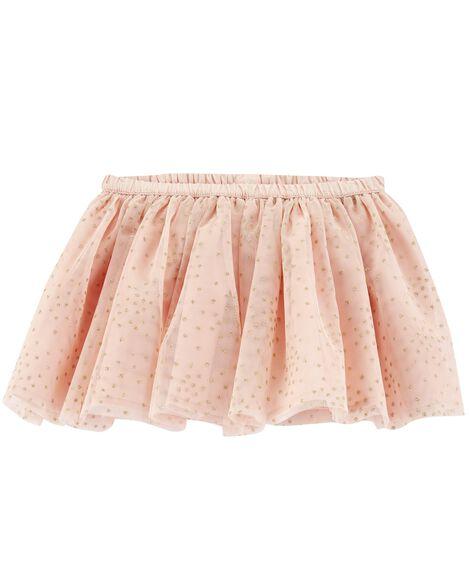 eaefbecd49c Glitter Tulle Skirt | OshKosh.com