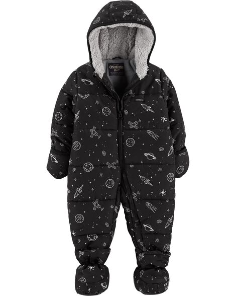 52f5728e4faa Space One-Piece Snowsuit