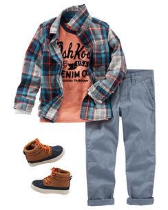 Baby Boy Outfits Oshkosh Free Shipping