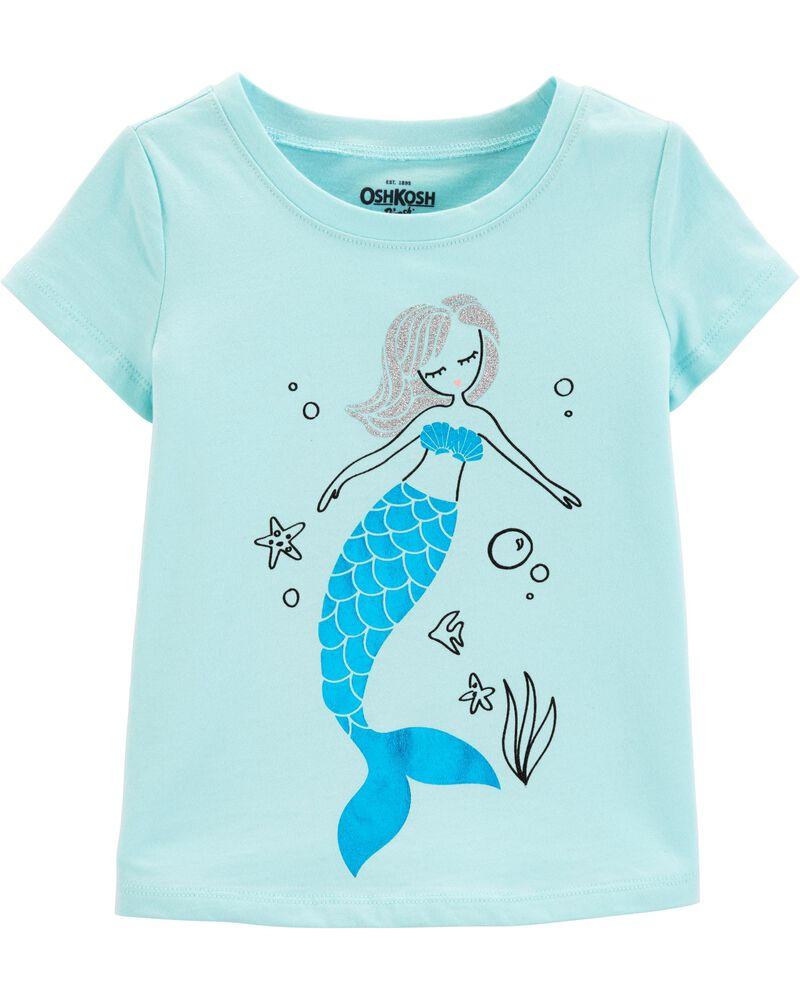 Mermaid Girls Tee