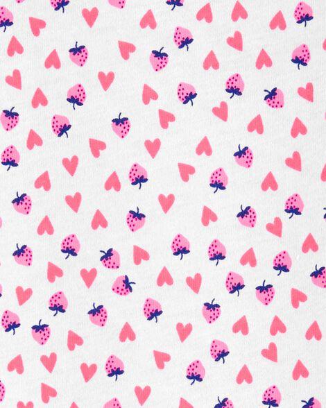 Hearts & Strawberries Bodysuit