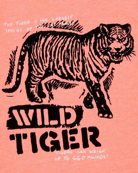 OshKosh Originals Tiger Graphic Tee