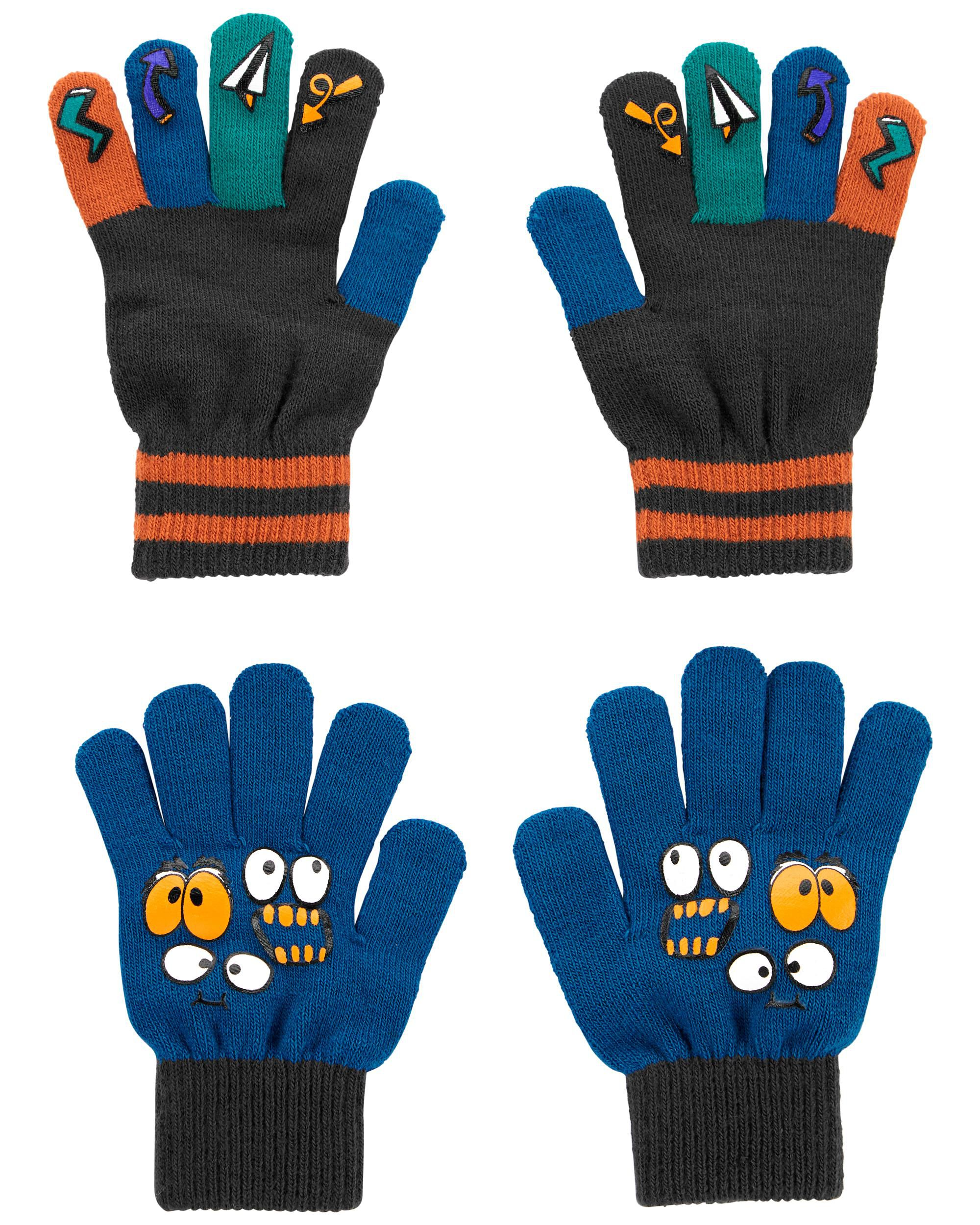 *DOORBUSTER*2-Pack Gripper Gloves