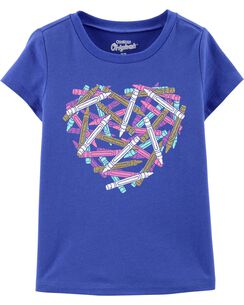 1fad2a425 Toddler Girl Graphic Tees | Oshkosh | Free Shipping