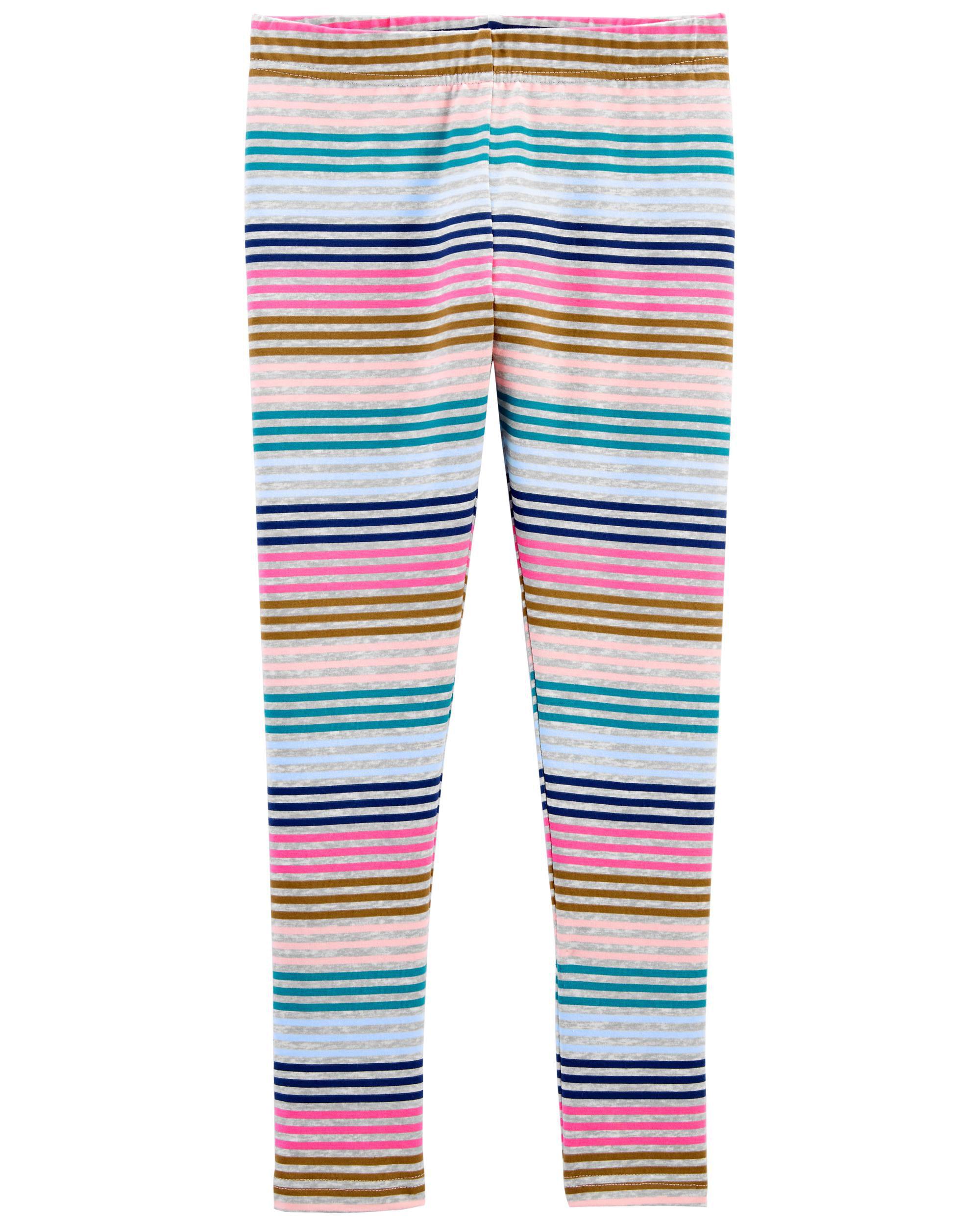 *DOORBUSTER*Rainbow Stripe Leggings