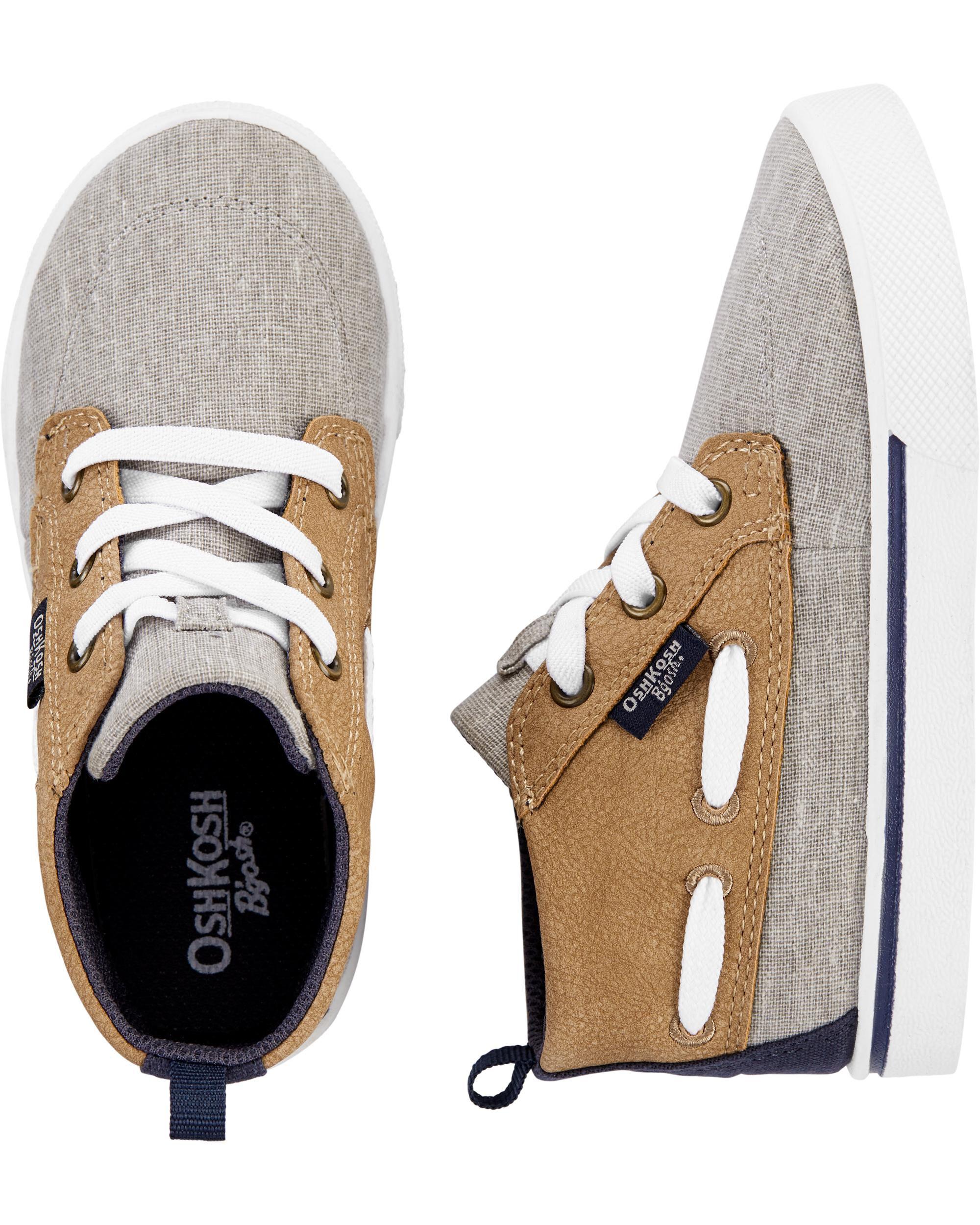 OshKosh High-Top Boat Shoes | oshkosh.com