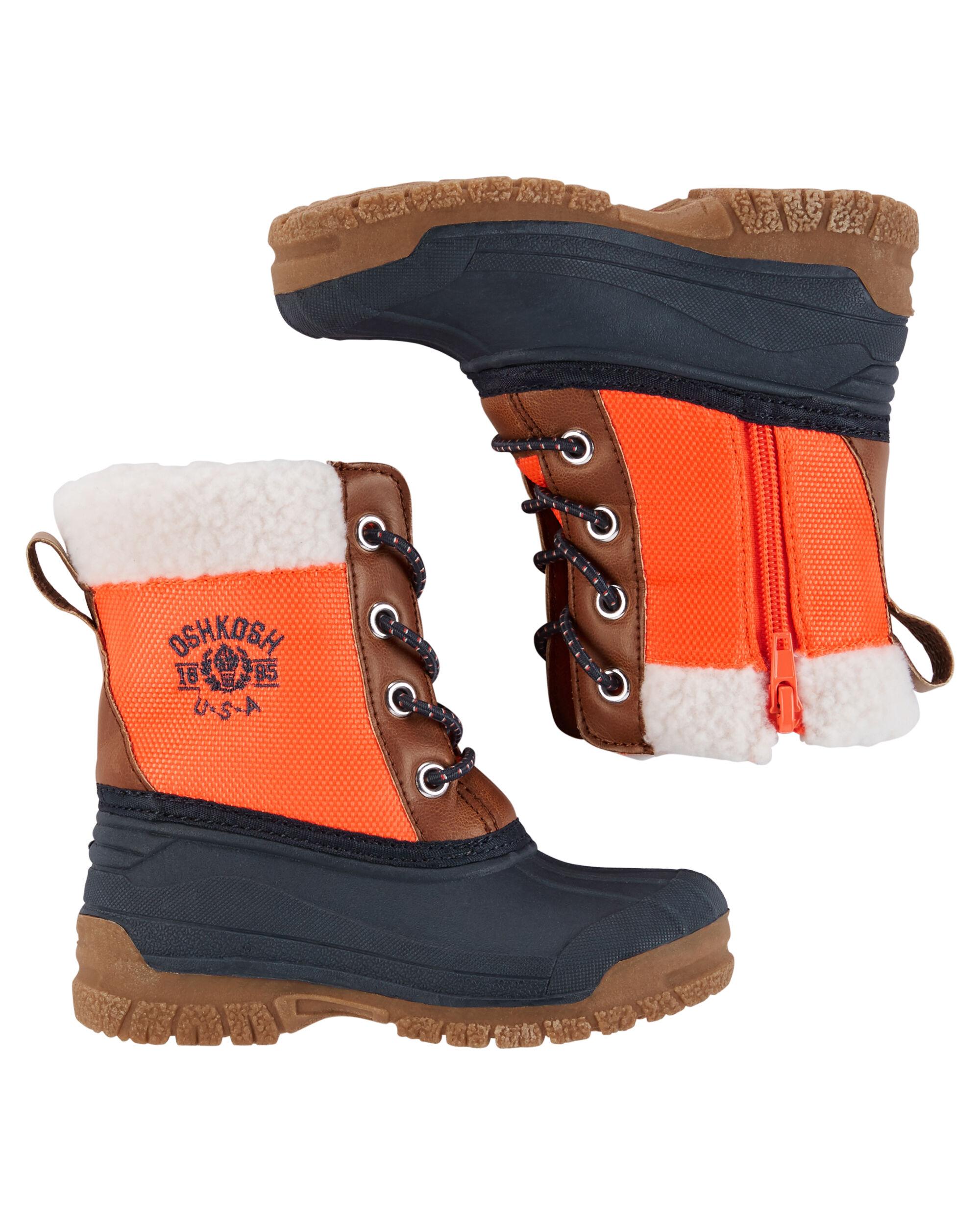 ff99d73c7 OshKosh Snow Boots
