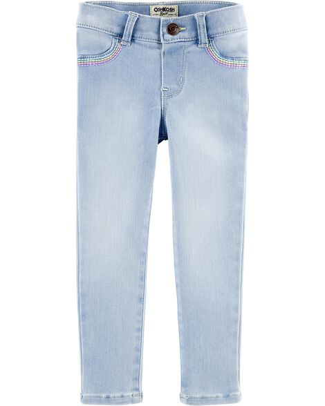 Super Stretch Denim Jeggings