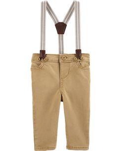 2cd497bde Baby Boy Pants & Shorts | OshKosh | Free Shipping