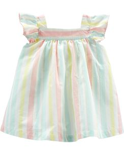 33df49d16 Baby Girl Dresses & Rompers | OshKosh | Free Shipping