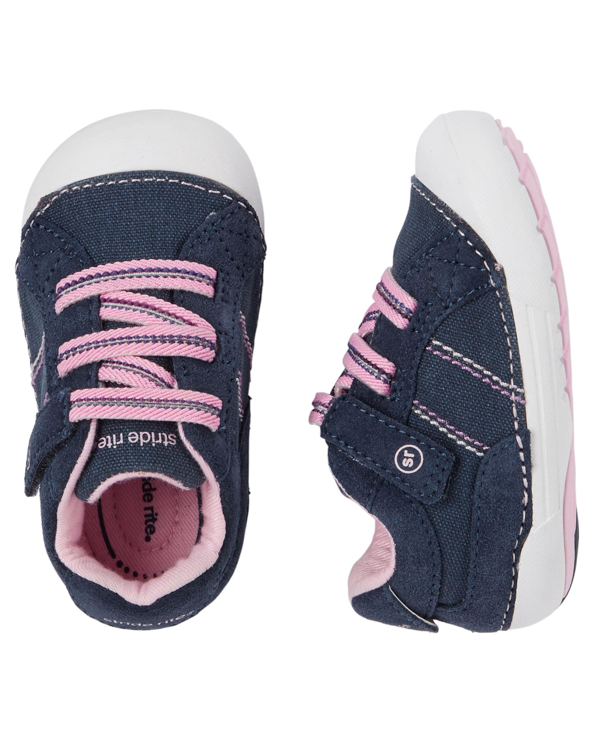 Toddler Girl Stride Rite Soft Motion Skyler Sneaker