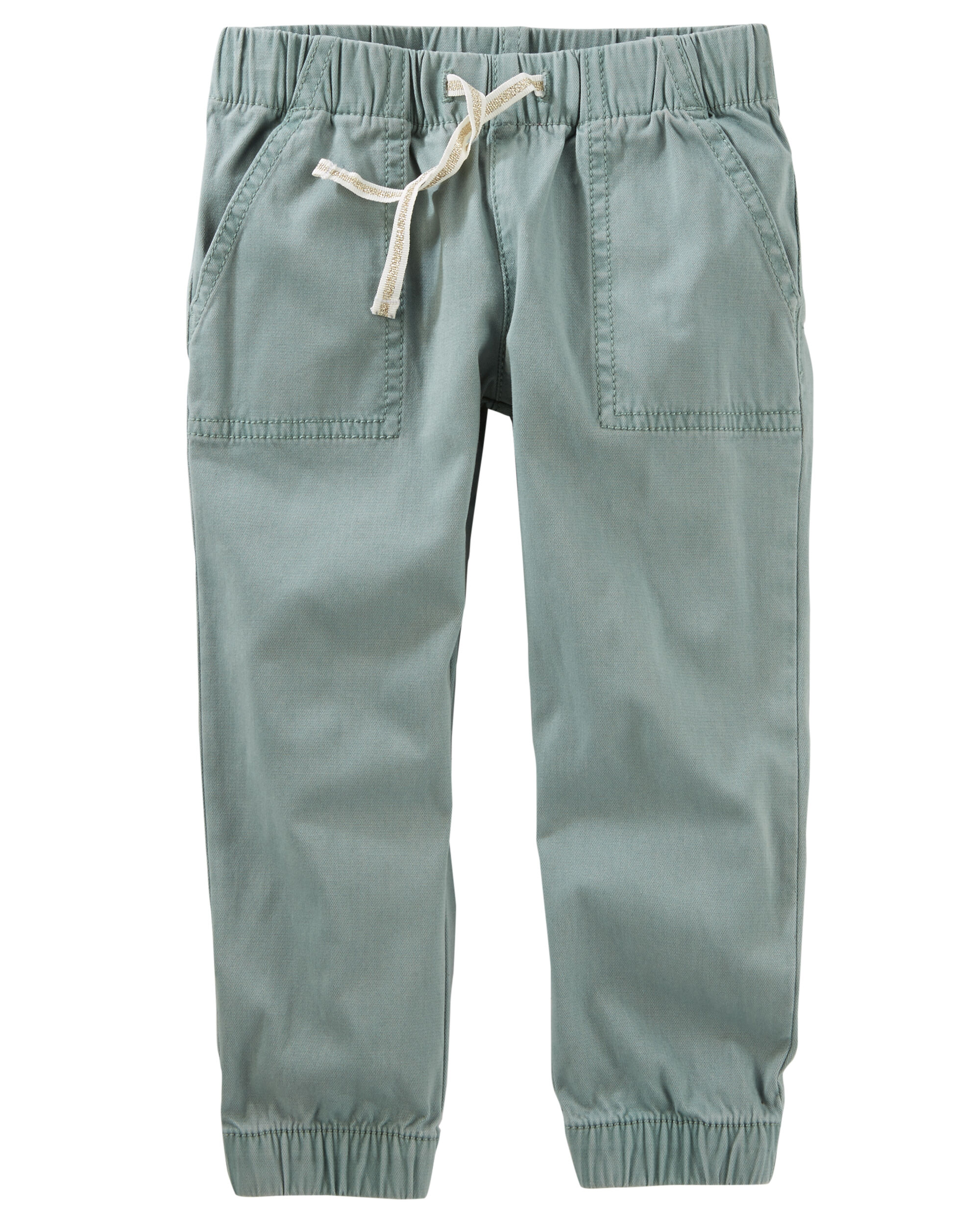 Stretch Pull-On Joggers