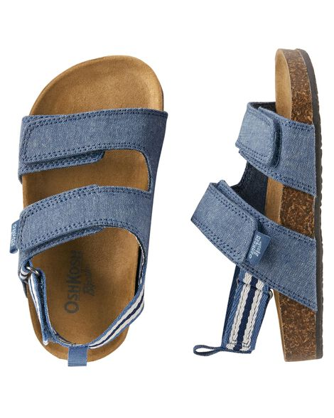 d4781cf0fc79 Images. OshKosh Chambray Sandal