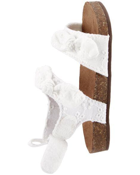 OshKosh Eyelet Sandal Baby Shoes