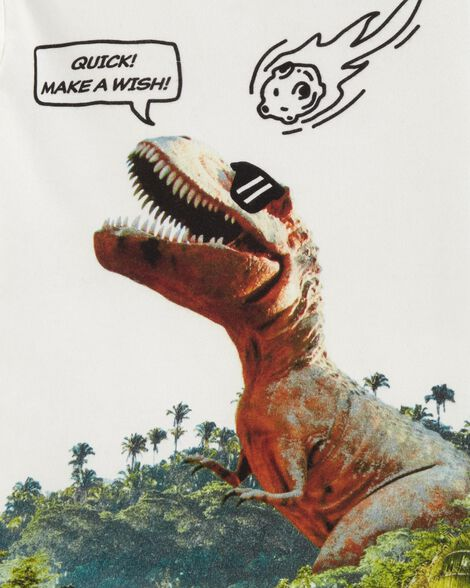 Make a Wish Dinosaur Tee