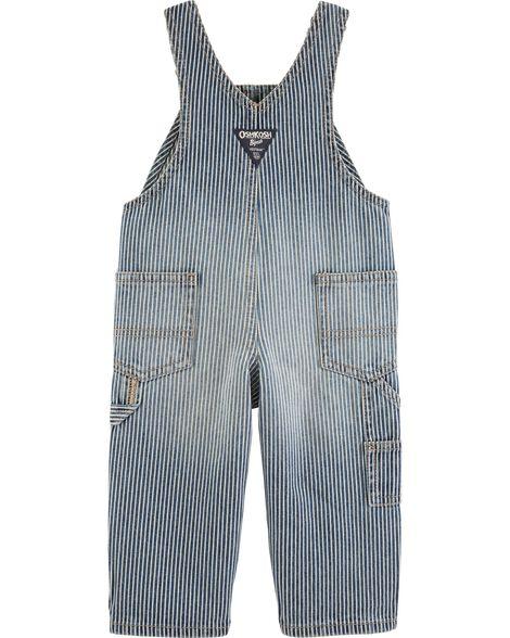 Denim Overalls - Mechanic Tinted