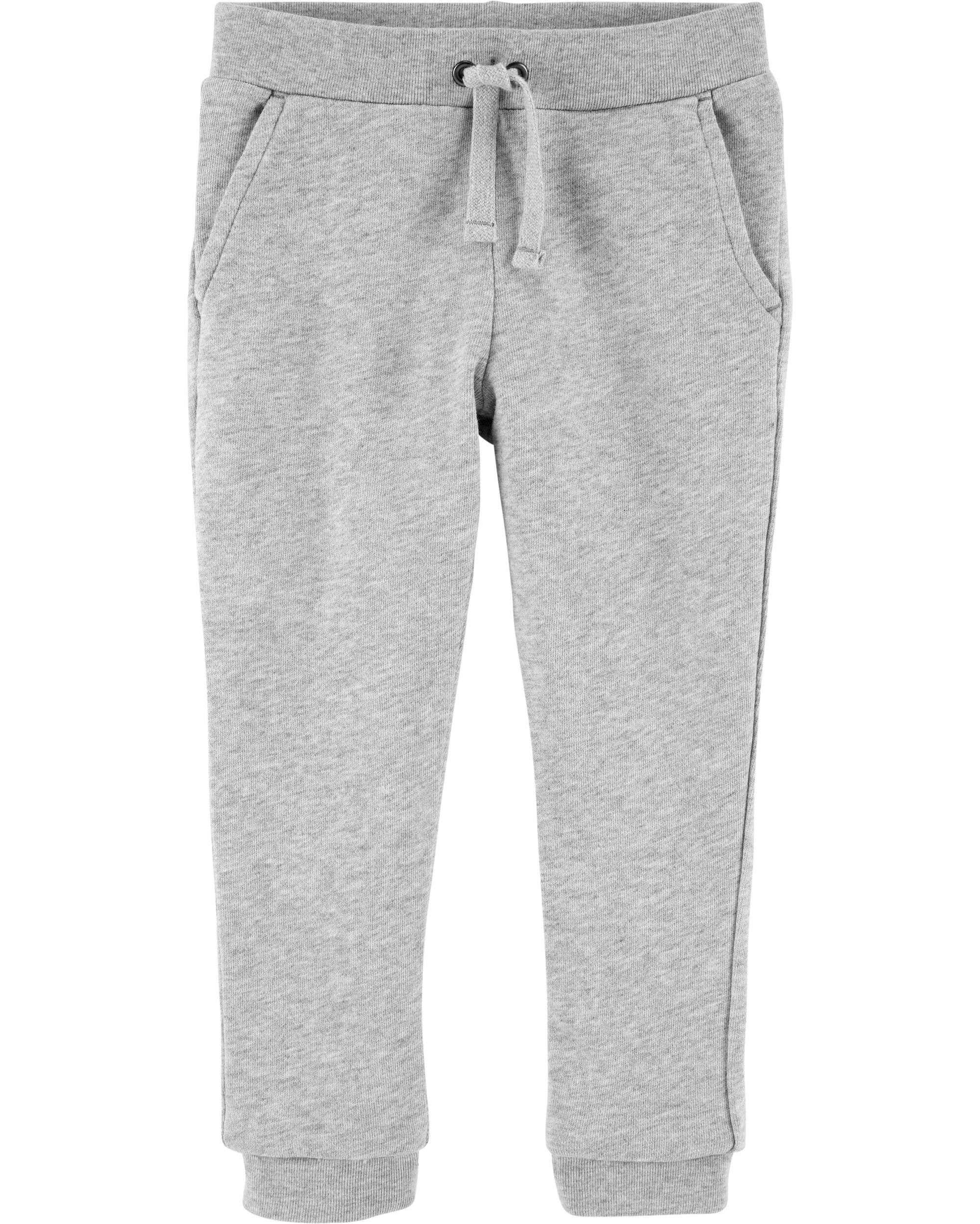*DOORBUSTER*Pull-On French Terry Joggers