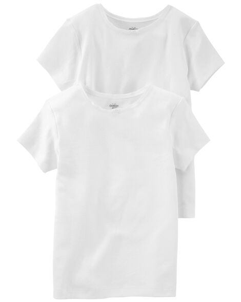 2-Pack Cotton Tees