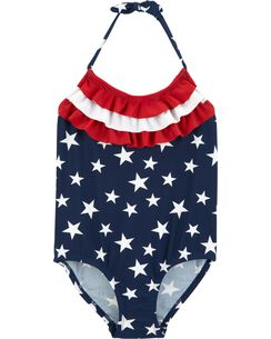 d9b5c2652 Baby Girl Swimwear & Bathing Suits | OshKosh | Free Shipping