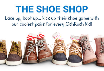 Shoes OshkoshGratis frakt Oshkosh Free Shipping