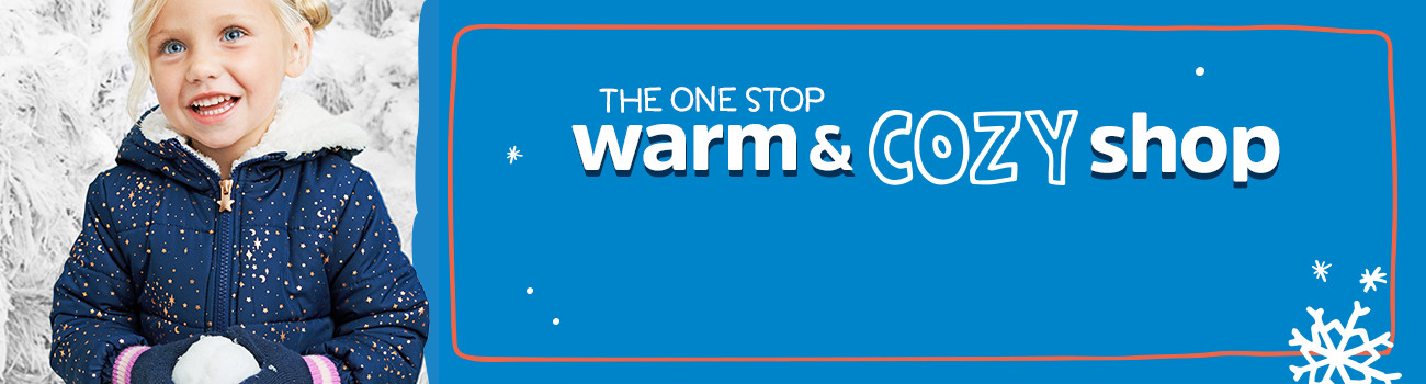 THE ONE STOP warm & COZY shop