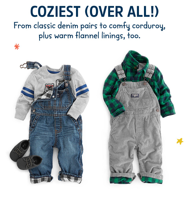 6e8b7d1f3d Overalls for Baby   Toddler