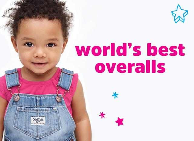 World's Best Overalls