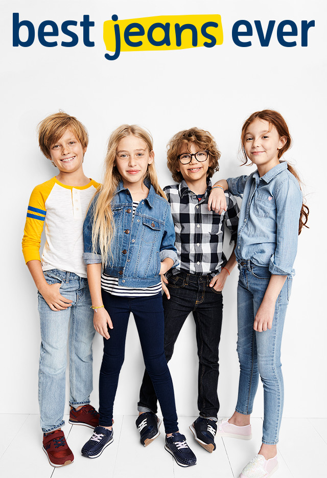 B Gosh Blue Jeans Oshkosh Free Shipping