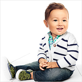 4d9e5b11b341 Baby Boy Clothes