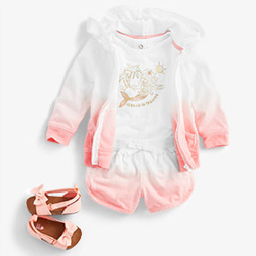 dfe27c618 Baby & Newborn Girl Clothes | OshKosh | Free Shipping
