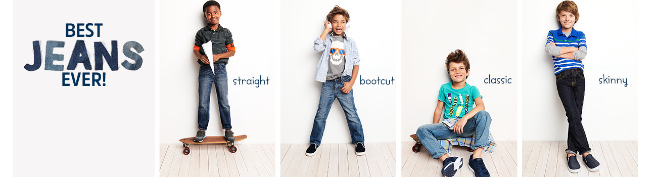 9482e74a63c BEST JEANS EVER! straight - bootcut - skinny - classic Boys ...