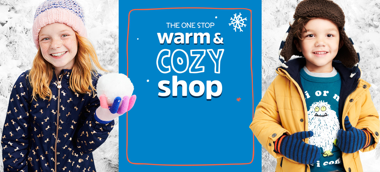 0be75a50c Oshkosh B gosh Outerwear Free Shipping