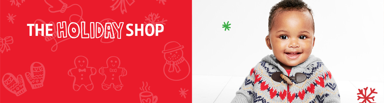 THE HOLIDAY SHOP