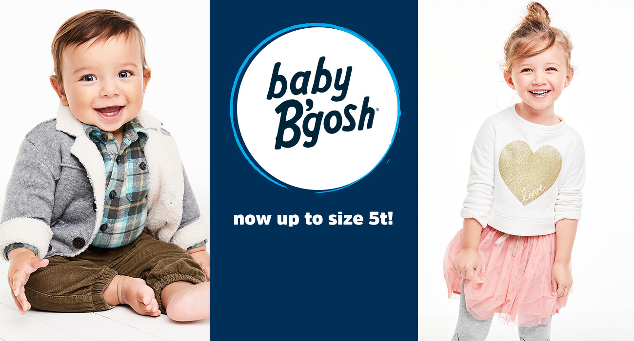 Oshkosh Baby B Gosh Baby Children Clothing Free Shipping