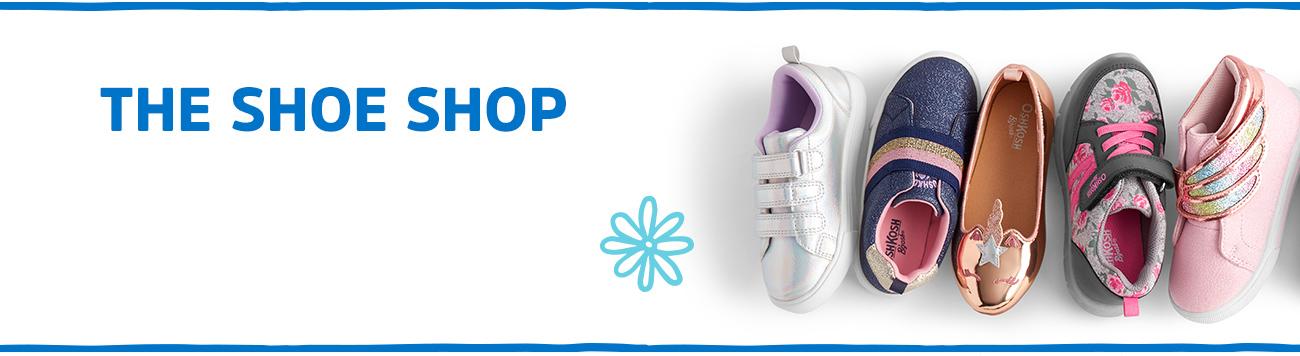 c02cadd99c Girls Shoes & Boots: Girls Dress Shoes & Sneakers | Oshkosh | Free ...