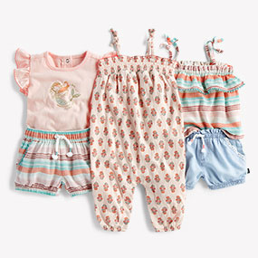 US Toddler Kids Baby Girl Zipper Tops Jacket Shorts Sequins Outfits Clothes 1-7T