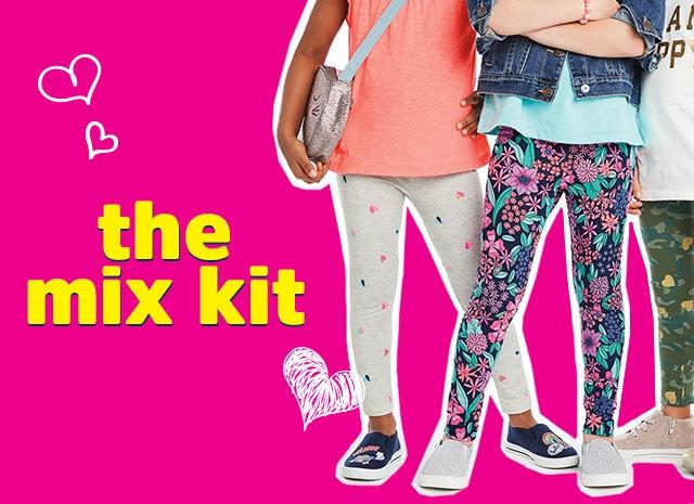 THE MIX KIT