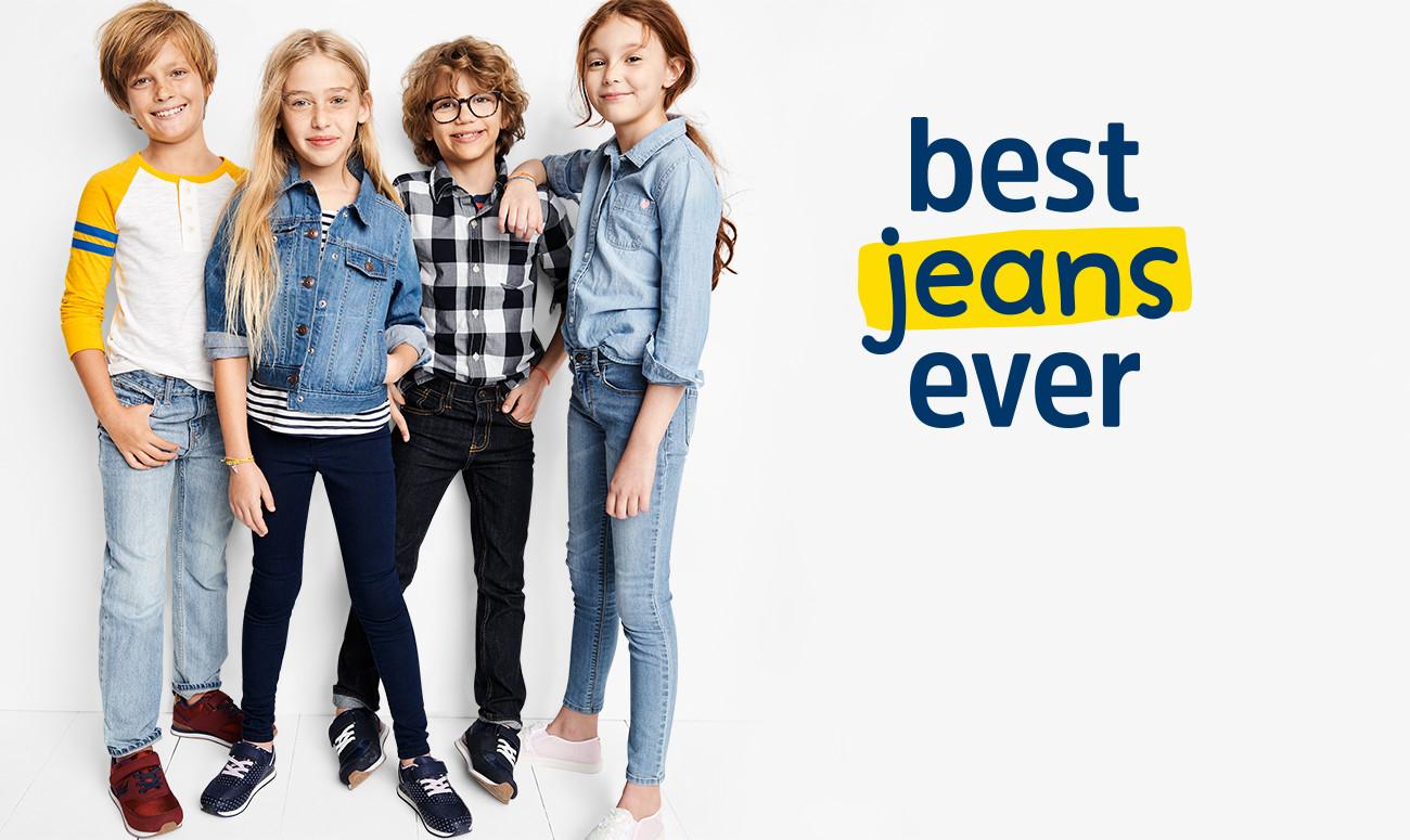 48157463ea082 Jeans for Baby, Toddler & Kid   Free Shipping   OshKosh