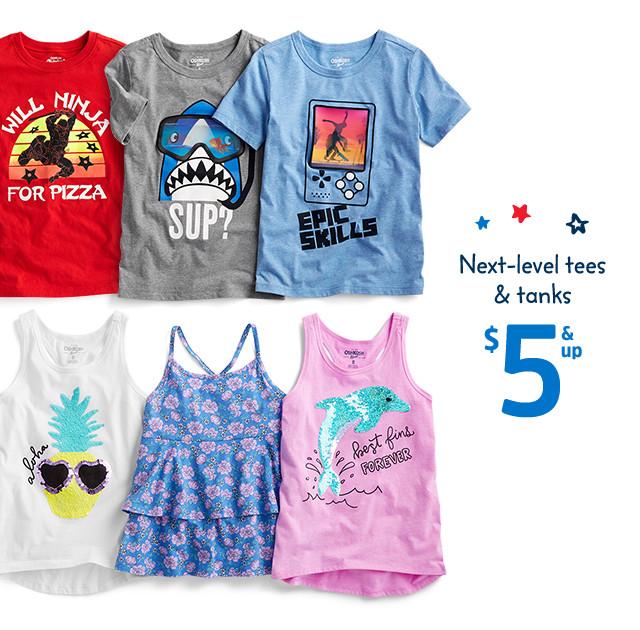 1ad935b3 Kids Clothes, Boy, Girl & Toddler Clothes | OshKosh B'gosh