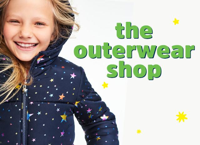 the outerwear shop