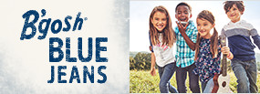 B'gosh Blue Jeans