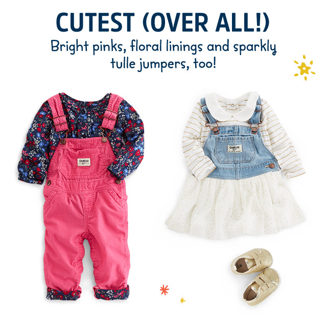 CUTEST (OVER ALL) | Bright inks, floral linings and sparkly tulle jumpers, too!