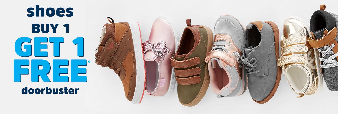 shoes BUY 1 GET 1 FREE◊ doorbuster