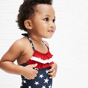 1fa06673a Baby & Newborn Girl Clothes | OshKosh | Free Shipping