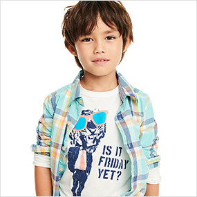 4f82eea89 Toddler Boy Clothes   Outfits