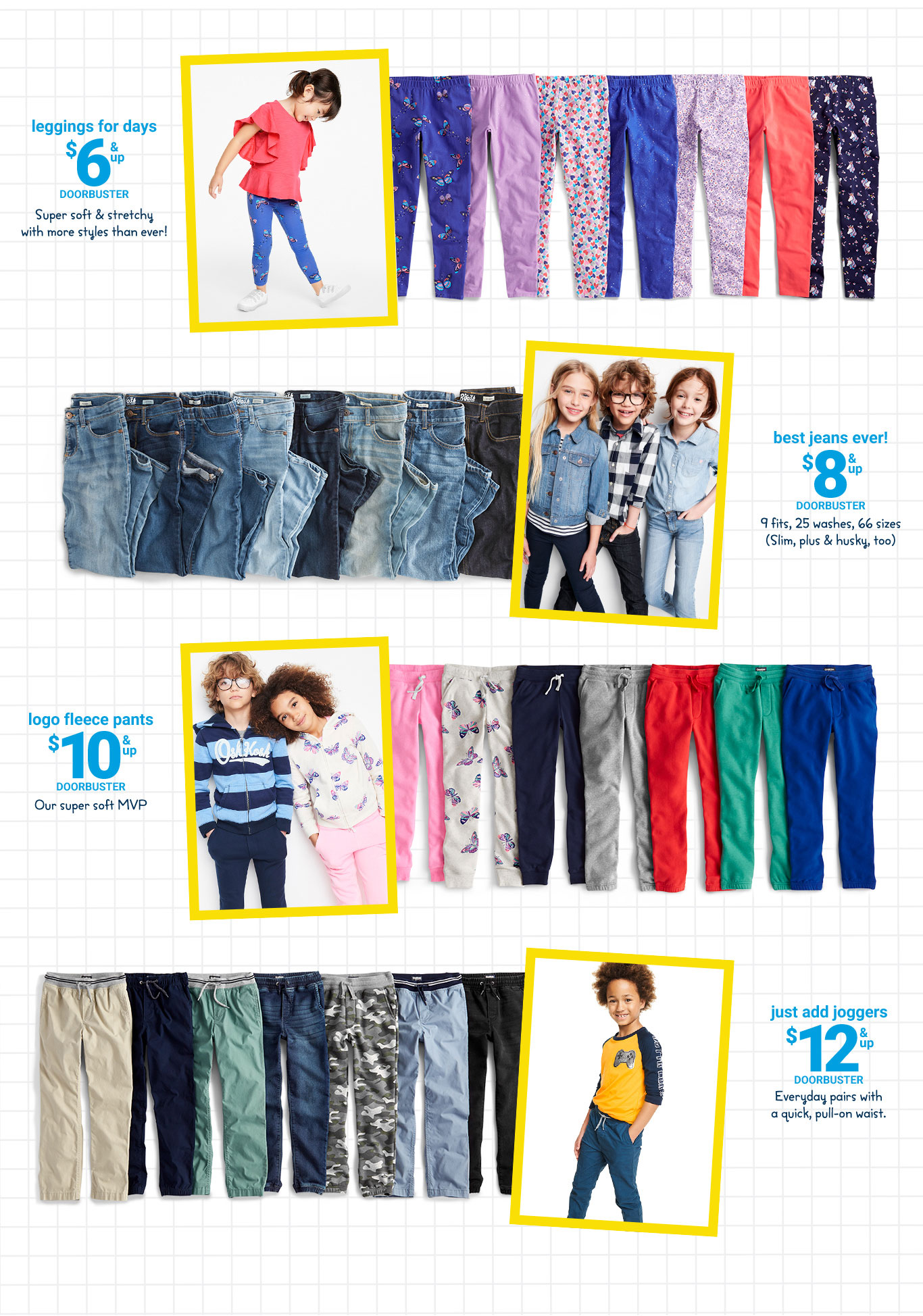 Kids Clothes, Boy, Girl & Toddler Clothes | OshKosh B'gosh