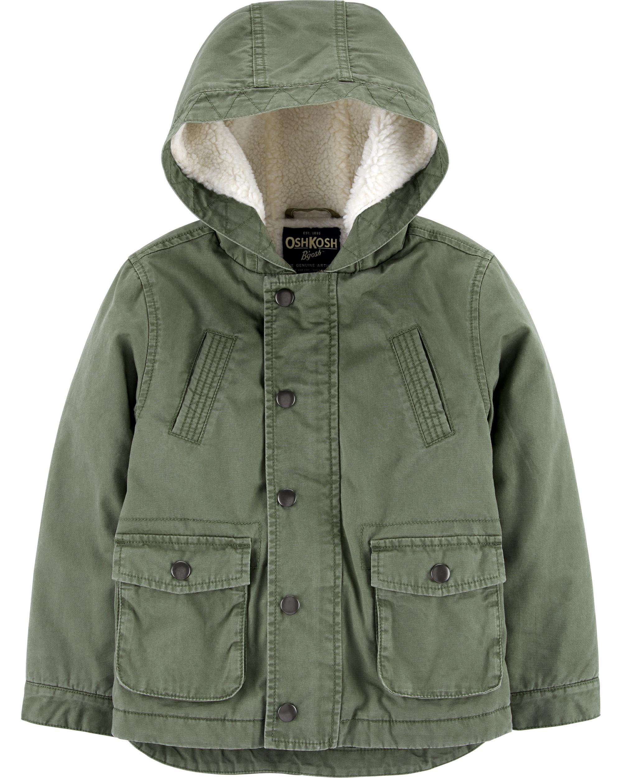 Field Jacket Oshkosh Com
